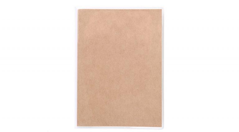 無印良品「上質紙フリースケジュールノート」