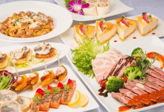 カラオケ店「パセラ」の料理
