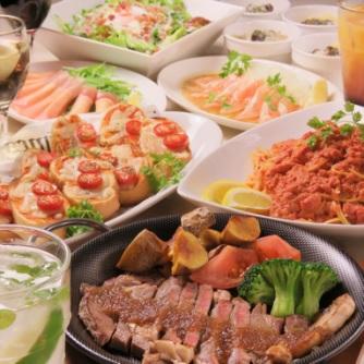 カラオケファンタジーの料理