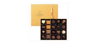 ゴディバのチョコレートギフトが50%OFF!人気チョコブランド「ゴディバ」を安く買うなら、アウトレットモールがおすすめ!