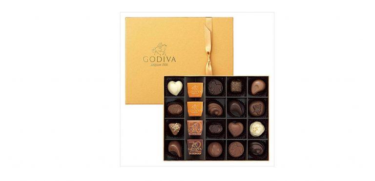 ゴディバ (GODIVA) のチョコレート