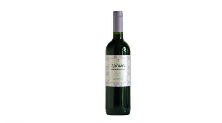 チリ産 赤ワイン「アロモ・カルメネール」
