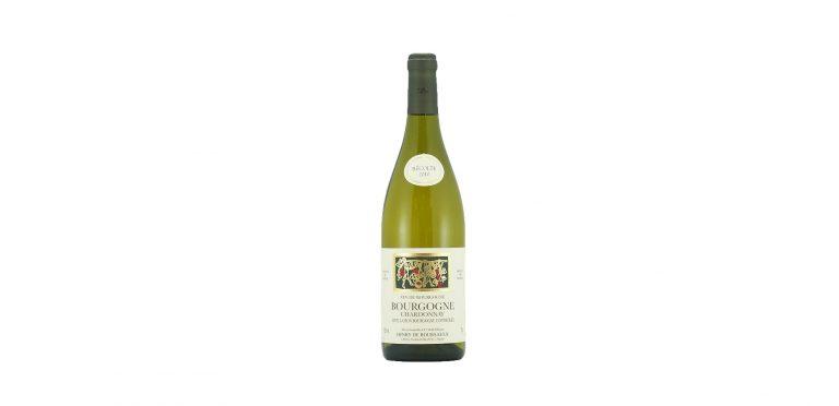 白ワイン「アンリ・ド・ブルゴーニュ・シャルドネ」