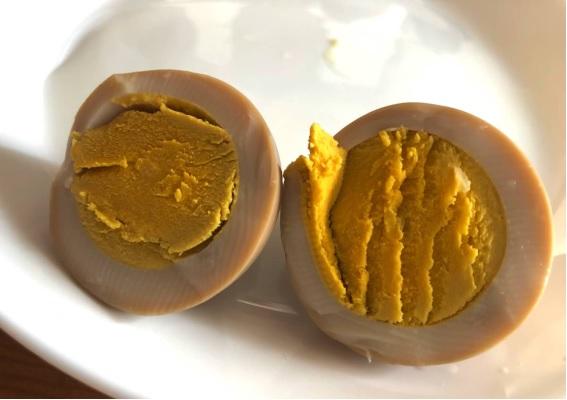 セブンイレブンのおでん 卵